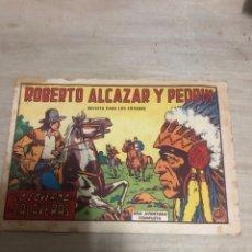 Tebeos: ROBERTO ALCAZAR Y PEDRIN. Lote 182213808