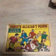 Tebeos: ROBERTO ALCAZAR Y PEDRIN. Lote 182214013
