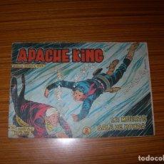 Tebeos: APACHE KING Nº 20 EDITA VALENCIANA . Lote 182354580