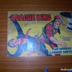 Tebeos: APACHE KING Nº 17 EDITA VALENCIANA . Lote 182355017