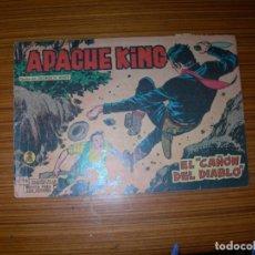 Tebeos: APACHE KING Nº 14 EDITA VALENCIANA . Lote 182355472