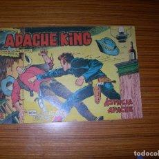 Tebeos: APACHE KING Nº 10 EDITA VALENCIANA . Lote 182355750