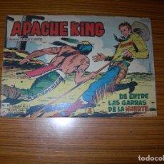 Tebeos: APACHE KING Nº 9 EDITA VALENCIANA . Lote 182355831