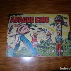 Tebeos: APACHE KING Nº 8 EDITA VALENCIANA . Lote 182355896