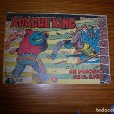 Tebeos: APACHE KING Nº 5 EDITA VALENCIANA . Lote 182356082