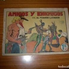 Tebeos: EL PEQUEÑO LUCHADOR Nº 17 EDITA VALENCIANA . Lote 182356470