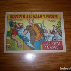 Tebeos: ROBERTO ALCAZAR Y PEDRIN Nº 928 EDITA VALENCIANA . Lote 182356892