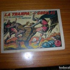 Tebeos: EL GUERRERO DEL ANTIFAZ Nº 112 EDITA VALENCIANA . Lote 182357786