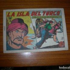 Tebeos: EL GUERRERO DEL ANTIFAZ Nº 122 EDITA VALENCIANA . Lote 182358100