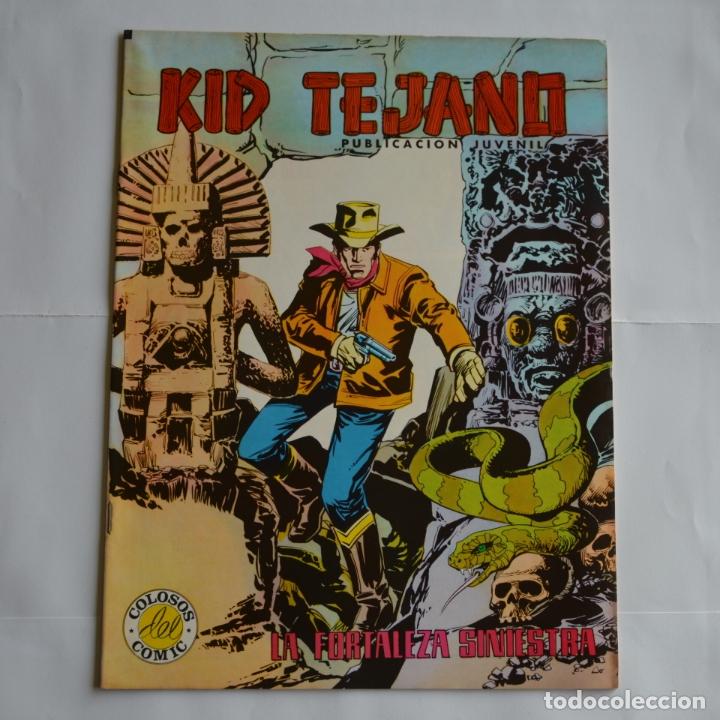 KID TEJANO, Nº 27. VALENCIANA, 1980. LITERACOMIC. C2 (Tebeos y Comics - Valenciana - Colosos del Comic)