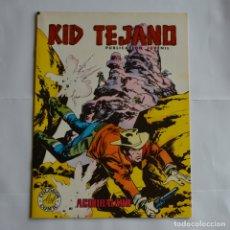 Tebeos: KID TEJANO, Nº 26. VALENCIANA, 1980. LITERACOMIC. C2. Lote 182467262