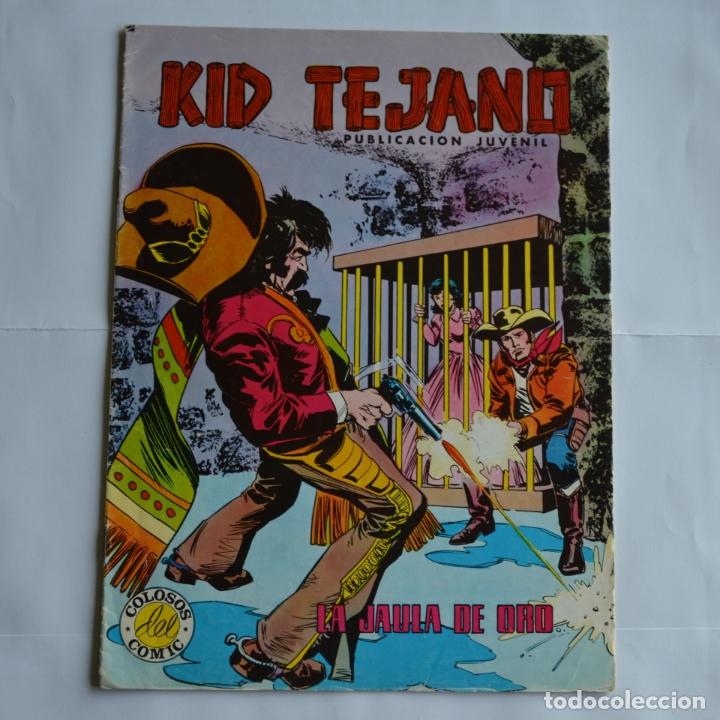 KID TEJANO, Nº 25. VALENCIANA, 1980. LITERACOMIC. C2 (Tebeos y Comics - Valenciana - Colosos del Comic)