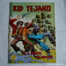 Tebeos: KID TEJANO, Nº 24. VALENCIANA, 1980. LITERACOMIC. C2. Lote 182570287