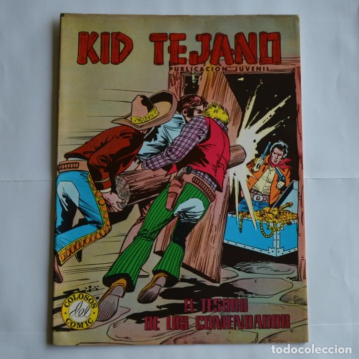 KID TEJANO, Nº 29. VALENCIANA, 1980. LITERACOMIC. C2 (Tebeos y Comics - Valenciana - Colosos del Comic)