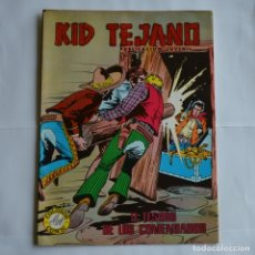 Tebeos: KID TEJANO, Nº 29. VALENCIANA, 1980. LITERACOMIC. C2. Lote 182570450