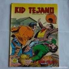 Tebeos: KID TEJANO, Nº 30. VALENCIANA, 1980. LITERACOMIC. C2. Lote 182570627