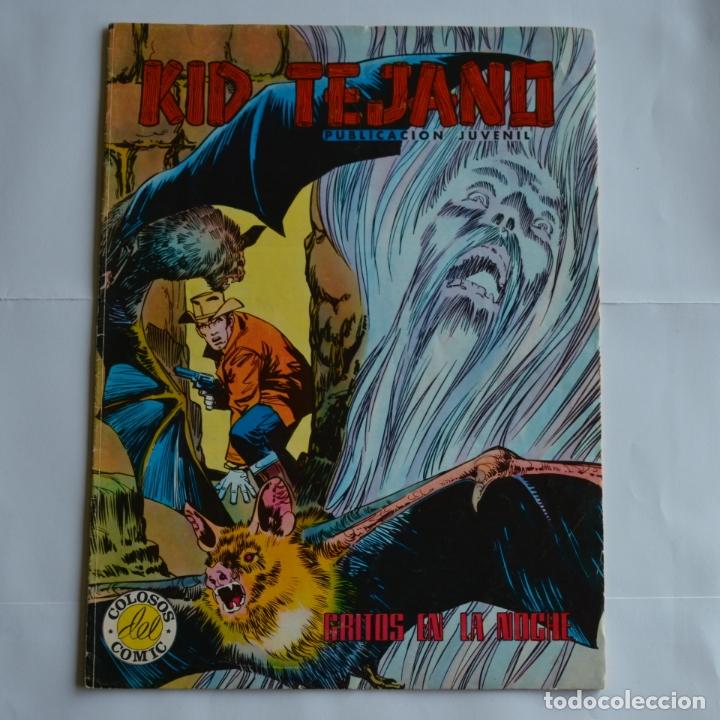 KID TEJANO, Nº 32. VALENCIANA, 1980. LITERACOMIC. C2 (Tebeos y Comics - Valenciana - Colosos del Comic)