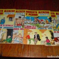 Tebeos: ROBERTO ALCAZAR Y PEDRIN EXTRA . NUMS. 13-14-16-18. Lote 182616642
