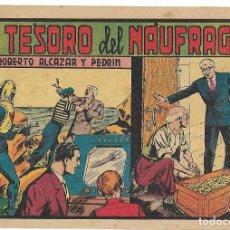 Tebeos: ROBERTO ALCAZAR NUM 283 - ORIGINAL. Lote 182624491