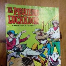 Tebeos: EL PEQUEÑO LUCHADOR Nº 43 BUSCANDO A LARRY . Lote 182664017