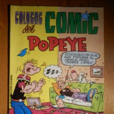 Tebeos: COLOSOS DEL COMIC - POPEYE - Nº 21 - . Lote 182729006