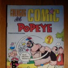 Tebeos: COLOSOS DEL COMIC - POPEYE - Nº 20 - . Lote 182729187