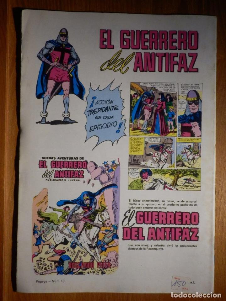 Tebeos: Colosos del comic - Popeye - Nº 13 - - Foto 2 - 182729308