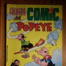 Tebeos: COLOSOS DEL COMIC - POPEYE - Nº 7 - . Lote 182729432