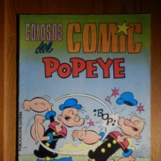 Tebeos: COLOSOS DEL COMIC - POPEYE - Nº 4 - . Lote 182729701