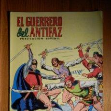 Tebeos: COMIC - EL GUERRERO DEL ANTIFAZ - AMENAZA SINISTRA - Nº 236 - VALENCIANA 1976. Lote 182734175
