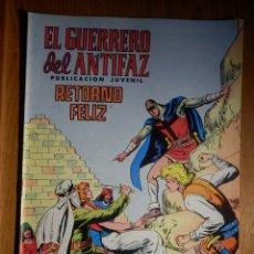 Tebeos: COMIC - EL GUERRERO DEL ANTIFAZ - RETORNO FELIZ - Nº 237 - VALENCIANA 1976. Lote 182734261