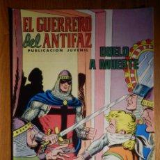 Tebeos: COMIC - EL GUERRERO DEL ANTIFAZ - DUELO A MUERTE - Nº 238 - VALENCIANA 1976. Lote 182734333