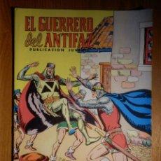 Tebeos: COMIC - EL GUERRERO DEL ANTIFAZ - EL CASTILLO DEL TERROR - Nº 241 - VALENCIANA 1976. Lote 182764110
