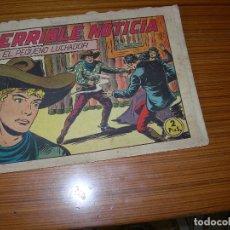 Tebeos: EL PEQUEÑO LUCHADOR Nº 99 EDITA VALENCIANA . Lote 182822467