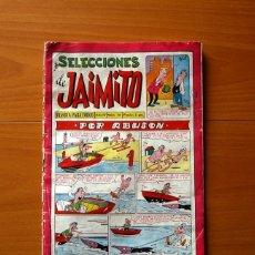 Tebeos: SELECCIONES DE JAIMITO, Nº 36, POR ABUSÓN - EDITORIAL VALENCIANA 1957. Lote 182823493