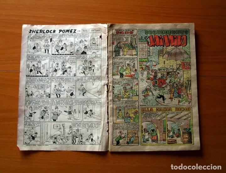 Tebeos: Selecciones de Jaimito, nº 36, Por abusón - Editorial Valenciana 1957 - Foto 2 - 182823493