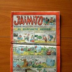Tebeos: JAIMITO, Nº 528, EL ELEFANTE HERIDO - EDITORIAL VALENCIANA 1945. Lote 182824323