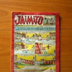 Tebeos: JAIMITO, Nº 392, INGENIOSO TRANSPORTE - EDITORIAL VALENCIANA 1945. Lote 182824462