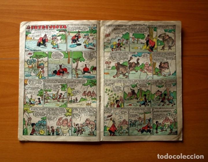 Tebeos: Jaimito, nº 392, Ingenioso transporte - Editorial Valenciana 1945 - Foto 3 - 182824462