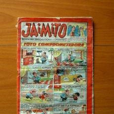 Tebeos: JAIMITO, Nº 517, FOTO COMPROMETEDORA - EDITORIAL VALENCIANA 1945. Lote 182824687