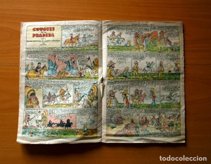 Tebeos: Jaimito, nº 517, Foto comprometedora - Editorial Valenciana 1945 - Foto 3 - 182824687