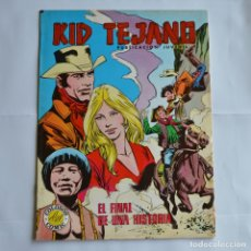 Tebeos: KID TEJANO, Nº 34. VALENCIANA, 1980. LITERACOMIC. C2. Lote 182833100