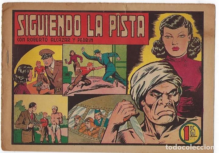 Tebeos: LOTE ROBERTO ALCÁZAR Y PEDRIN - 16 NÚMEROS ** EDITORIAL VALENCIANA 1941 - 1976** - Foto 11 - 182848833