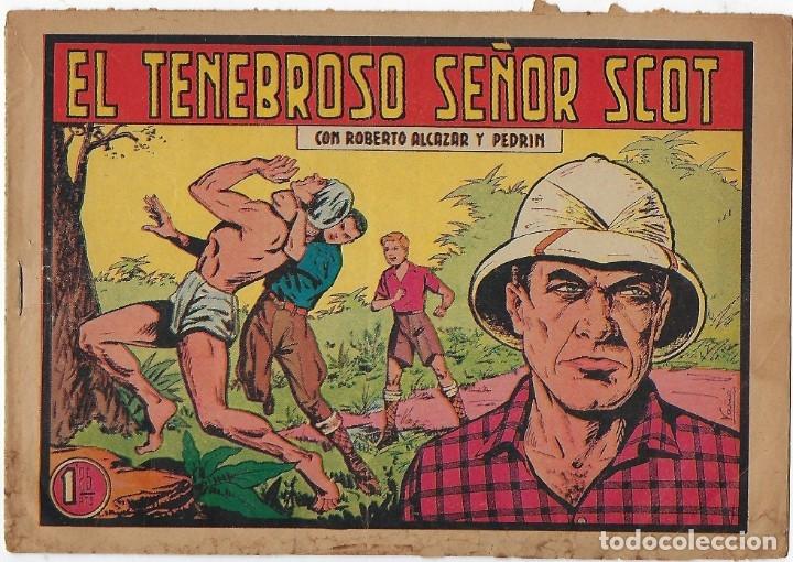 Tebeos: LOTE ROBERTO ALCÁZAR Y PEDRIN - 16 NÚMEROS ** EDITORIAL VALENCIANA 1941 - 1976** - Foto 14 - 182848833