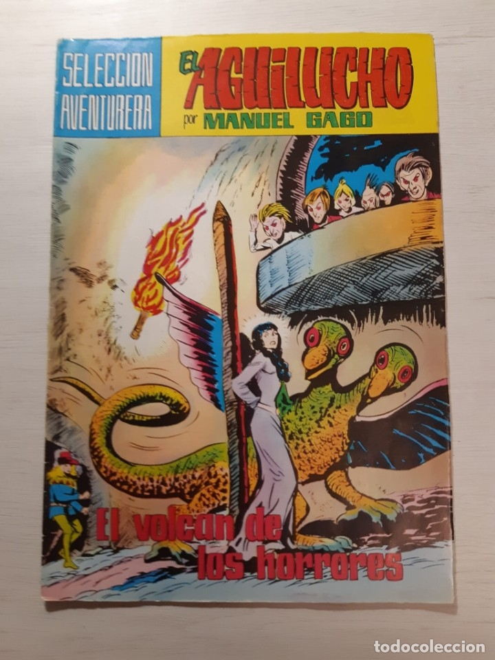 Tebeos: Lote 23 números El Aguilucho - Foto 3 - 182880818