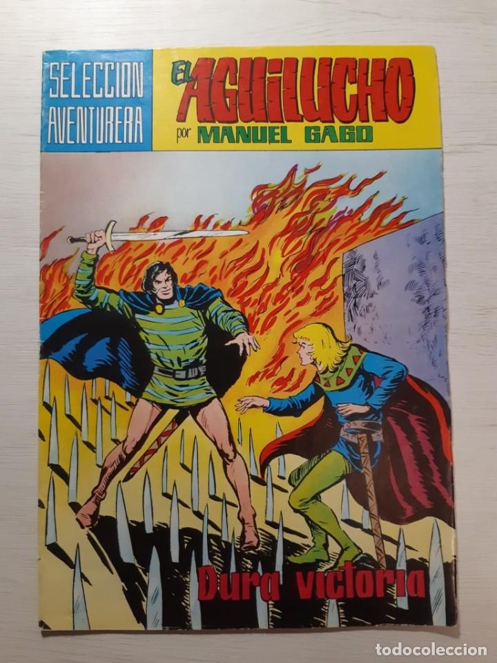 Tebeos: Lote 23 números El Aguilucho - Foto 12 - 182880818