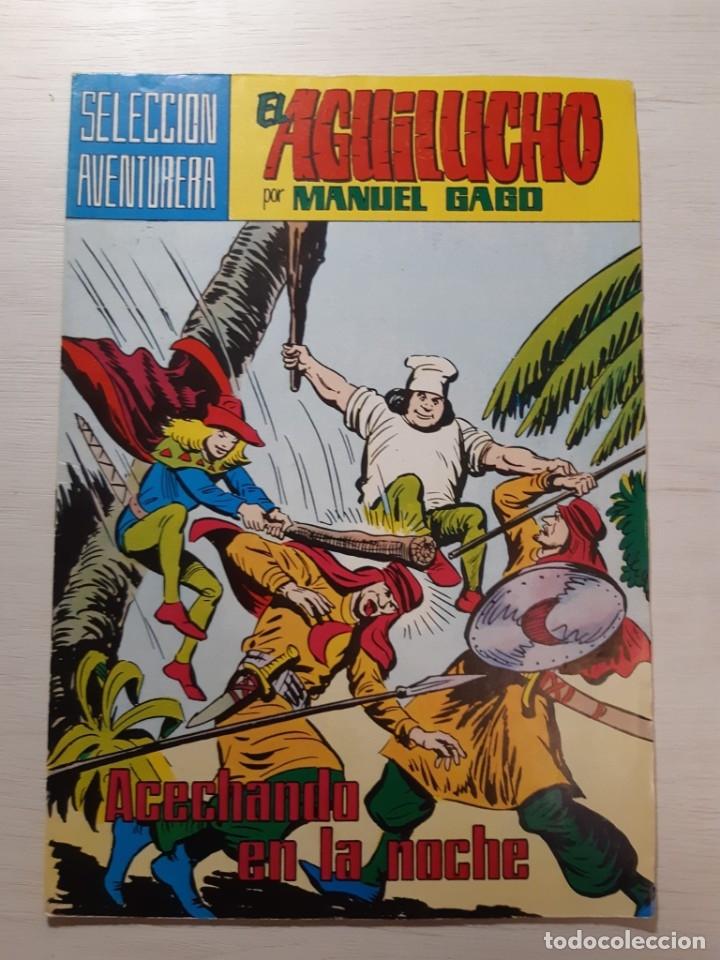 Tebeos: Lote 23 números El Aguilucho - Foto 15 - 182880818