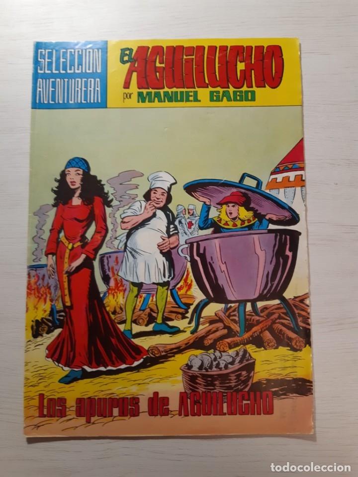 Tebeos: Lote 23 números El Aguilucho - Foto 18 - 182880818