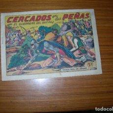 Tebeos: EL GUERRERO DEL ANTIFAZ Nº 335 EDITA VALENCIANA . Lote 182889702