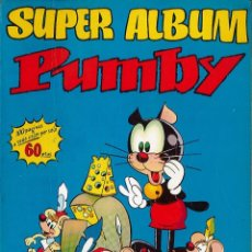 Tebeos: SUPER ALBUM PUMBY 100 PAGINAS A TODO COLOR Nº 3 DEL 1978. Lote 182930421